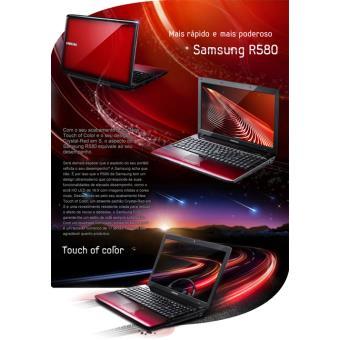 Samsung R580-JS04PT