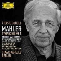 Mahler | Symphony No. 8 in E flat major 'Symphony of a Thousand' (2CD)