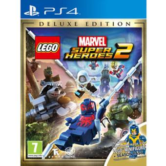 LEGO Super Heroes 2 - Deluxe Edition - PS4