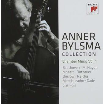 Anner Bylsma plays Chamber Music (9CD)