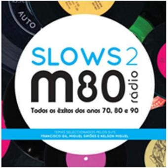 M80 Slows 2 (2CD)