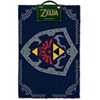 Doormat-Legend Zelda-Hylian Shield