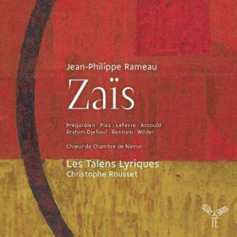 Rameau | Zaïs (3CD)