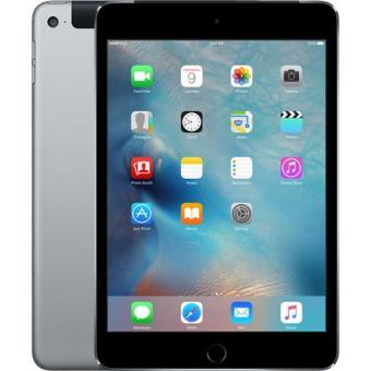 Apple iPad Mini 4 - 128GB Wi-Fi + Cellular (Cinzento Sideral)