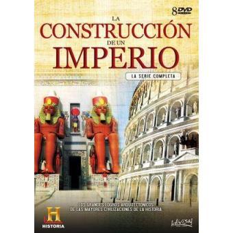 La Construcción de um Império - Série Completa