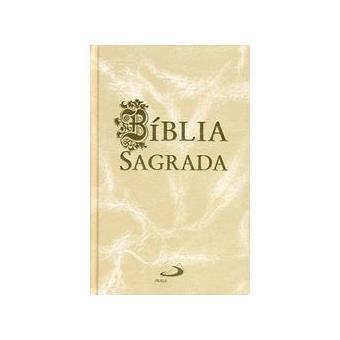 Bíblia Sagrada (Branca)