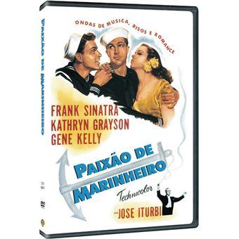 Paixão de Marinheiro - DVD