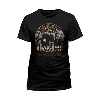 T-Shirt The Doors: California - Tamanho M