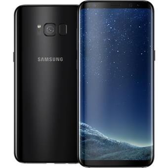 Samsung Galaxy S8 Dual Sim- G950F-DS - Preto Meia-Noite