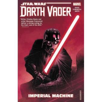 Star Wars: Darth Vader - Book 1: Imperial Machine