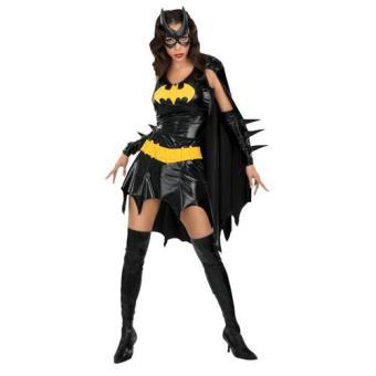 Disfarce Batgirl Adulto - Tamanho S