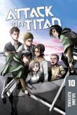 Attack on Titan Vol 10