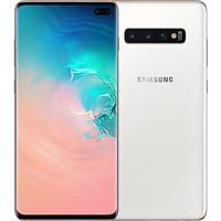 Samsung Galaxy S10+ - G975FC - 1TB - Branco Cerâmico