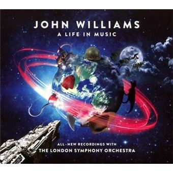 John Williams: A Life In Music - CD