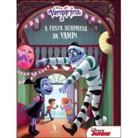 Vampirina - Livro 1: A Festa Surpresa da Vampi