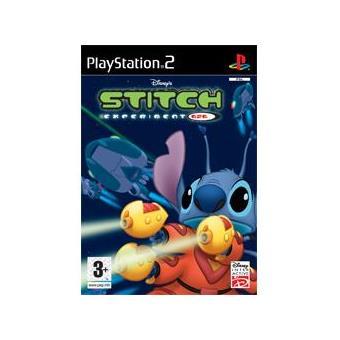 Disney Stitch Experiment 626 PS2