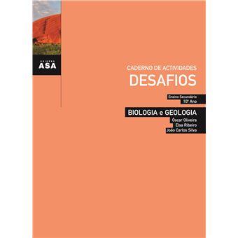 Desafios Biologia e Geologia 10º Ano - Caderno de Atividades