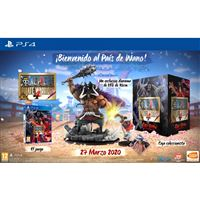 One Piece: Pirate Warriors 4 - Collector's Edition - PS4