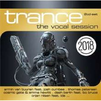 Trance: The Vocal Session 2018 - 2CD