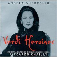 Verdi Heroines - CD