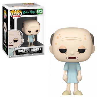 Funko Pop! Rick and Morty: Hospice Morty - 693