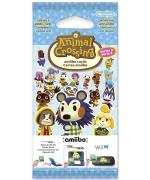 Amiibo Animal Crossing: Happy Home Designer - 3 Cards Pack (3ª Série)