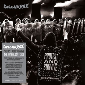Protest And Survive: The Anthology - 2LP