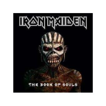 The Book Of Souls (180g) (3LP)