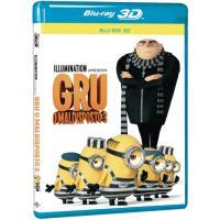 Gru - O Maldisposto 3 (Blu-ray 3D)