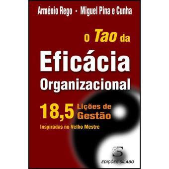 O Tao da Eficácia Organizacional