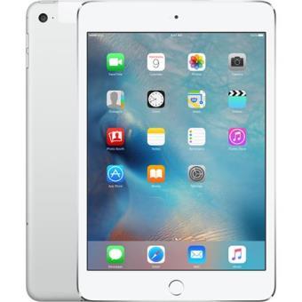 Apple iPad Mini 4 - 128GB Wi-Fi + Cellular (Prateado)