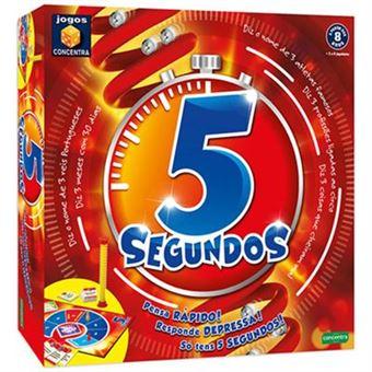 5 Segundos - Concentra