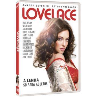 Lovelace: A Lenda - DVD