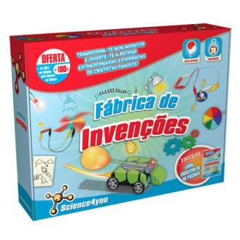 Fábrica de Invenções Science4you