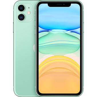 Apple iPhone 11 - 64GB - Verde