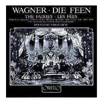 Wagner | Die Feen (3CD)