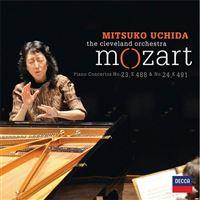 Mozart: Piano Concertos Nos. 23 & 24 - CD