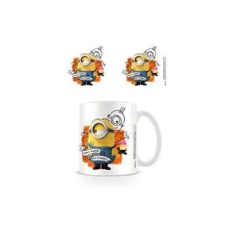 "Despicable Me 2 - Caneca ""I Don't Share my Snacks"""