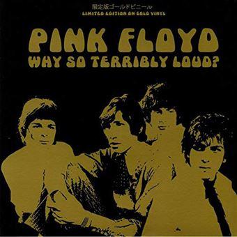 Why so Terribly Loud? - LP Gold Vinyl
