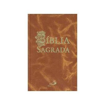 Bíblia Sagrada (Castanha)