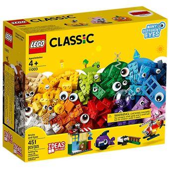 LEGO Classic 11003 Tijolos e Olhos