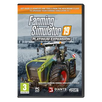 Farming Simulator 19 - Platinum Expansion - PC