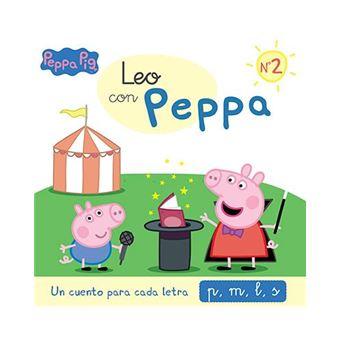 Leo con peppa 2-un cuento para cada