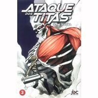 Ataque dos Titãs - Livro 3: Um Poder Inesperado