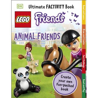 Lego friends animal friends ultimat