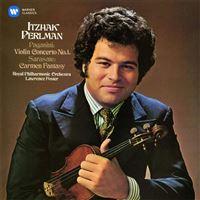 Paganini: Violin Concerto No. 1 & Sarasate: Carmen Fantasy - CD
