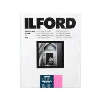 Ilford Papel MG IV RC DeLuxe Glossy 1M 13X18cm 25 Folhas