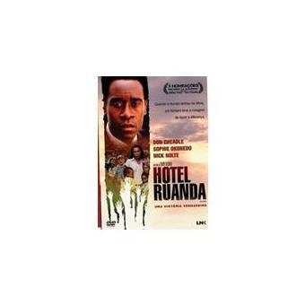 Hotel Ruanda - DVD zona 2