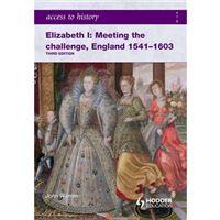 Access to history: elizabeth i meet