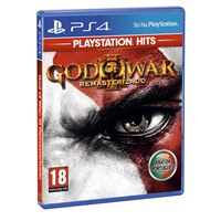 God of War Remasterizado PS4